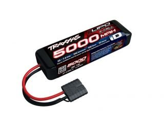 Traxxas 5000mah 7.4v 2-Cell 25C LiPo Battery