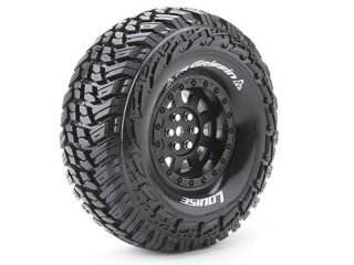 1.9 & 2.2 Wheels & Tires for TRX-4 , TRX-6 and other 1:10 Crawlers.